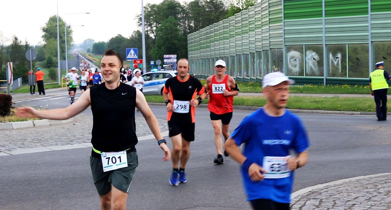 Półmaraton Grudziądz Rulewo